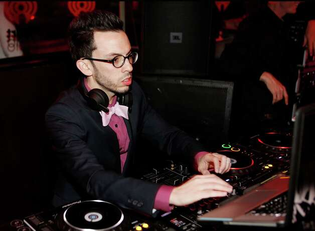 "LAS VEGAS - JANUARY 9:  Jonathan ""DJ Obscene"" Garcia performs during the iHeartRadio CES exclusive party featuring a live performance by Ke$ha at Haze Nightclub at the Aria Resort & Casino at CityCenter on January 9, 2013 in Las Vegas, Nevada. Photo: Isaac Brekken, Getty Images For Clear Channel / 2013 Getty Images"