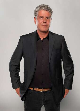 THE TASTE - ABC's The Taste features no-holds barred chef Anthony Bourdain.  (ABC/SASHA SHEMIRANI) Photo: Sasha Shemirani, ABC / © 2013 American Broadcasting Companies, Inc. All rights reserved.