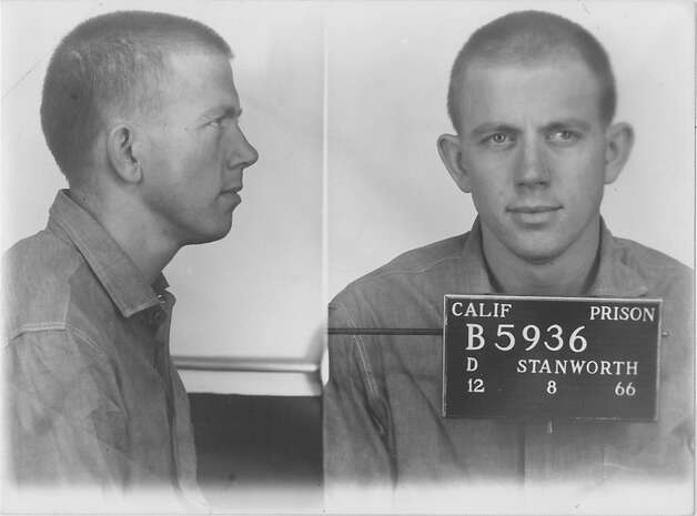 In 1968, Dennis Stanworth was on Death Row for killing two teenage girls he picked up hitchhiking in Pinole. Now 70, Stanworth has reportedly told police that he killed his 90-year-old mother.