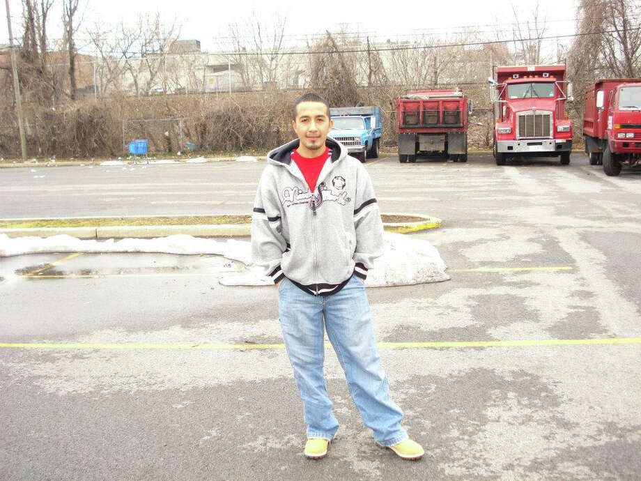 Alvaro Lopez, of Port Chester, N.Y., died after falling from a tree while working at 41 Bush Ave., in Belle Haven Monday, Jan. 7, 2012. Photo: Contributed Photo