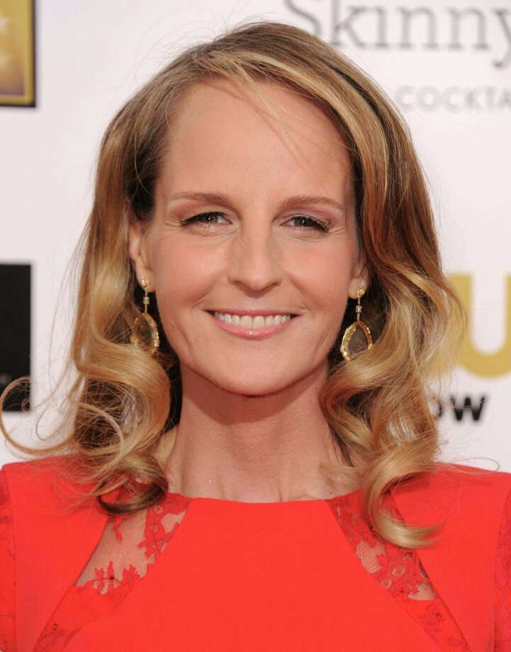 Helen Hunt arrives. Photo: Jordan Strauss/Invision/AP