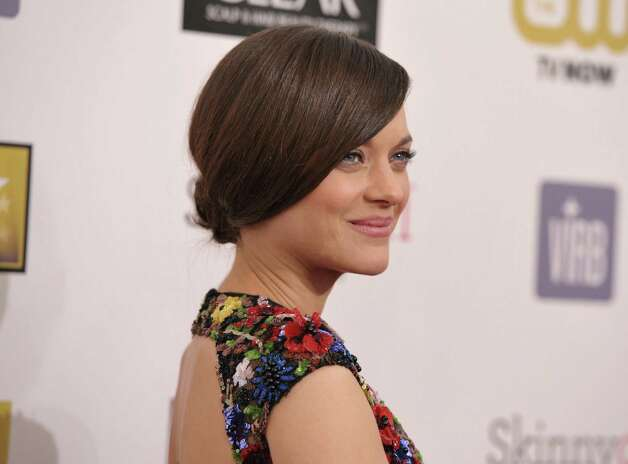 Marion Cotillard arrives. Photo: John Shearer/Invision/AP