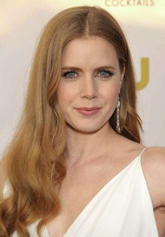 Amy Adams arrives. Photo: John Shearer/Invision/AP