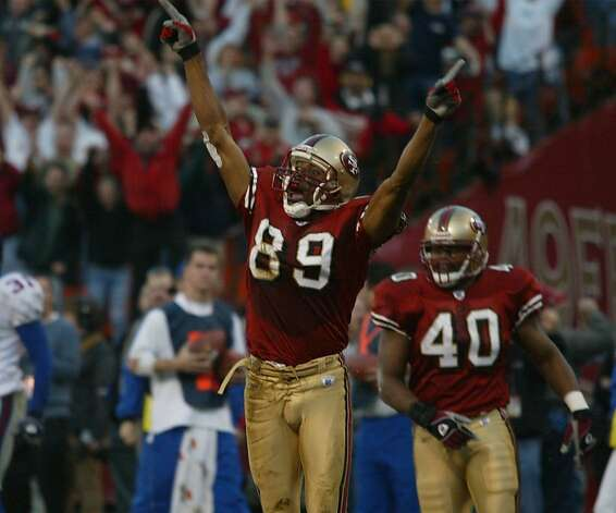 4. 49ers 39, Giants 38, NFC wild-card playoffs, Jan. 5, 2003