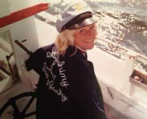 Jacqueline Douglas is America's No. 1 female skipperphoto courtesy Wacky Jacky Sportfishing Photo: Courtesy Wacky Jacky Sportfishin
