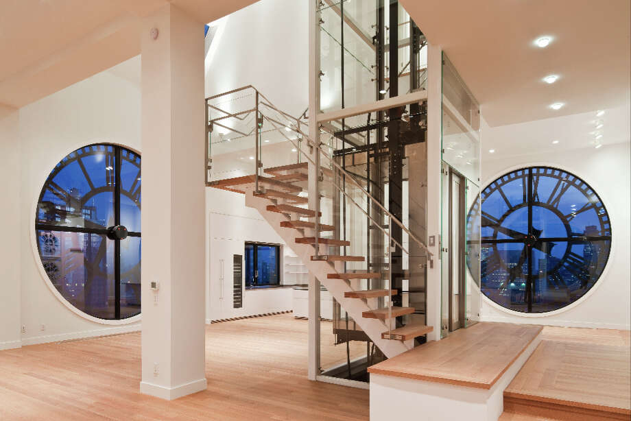 The 7,000 square foot, 3 level penthouse has reduced its price from $25 million to $19 million. Photo: Evan Joseph Uhlfelder / © 2010 Evan Joseph Images ALL RIGHTS RESERVED