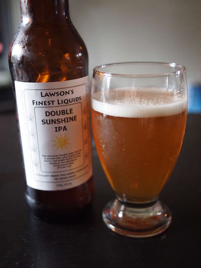 LAWSON'S FINEST LIQUIDS DOUBLE SUNSHINE IPA. From Warren, Vt., it's one of the three highest rated New England beers on Beer Advocate. Which coach is this? New England's Bill Belichick, the standard bearer for success in the NFL.  adamjackson1984/Flickr Creative Commons
