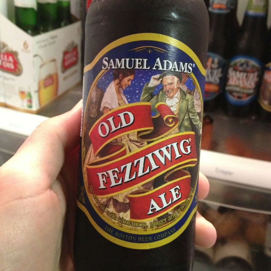 SAMUEL ADAMS OLD FEZZIWIG. The Boston brew is named for a loveable old Dickens character. Which player is this? New England's Deion Branch, who is the dean of the team at 33. robertnelson/Flickr Creative Commons