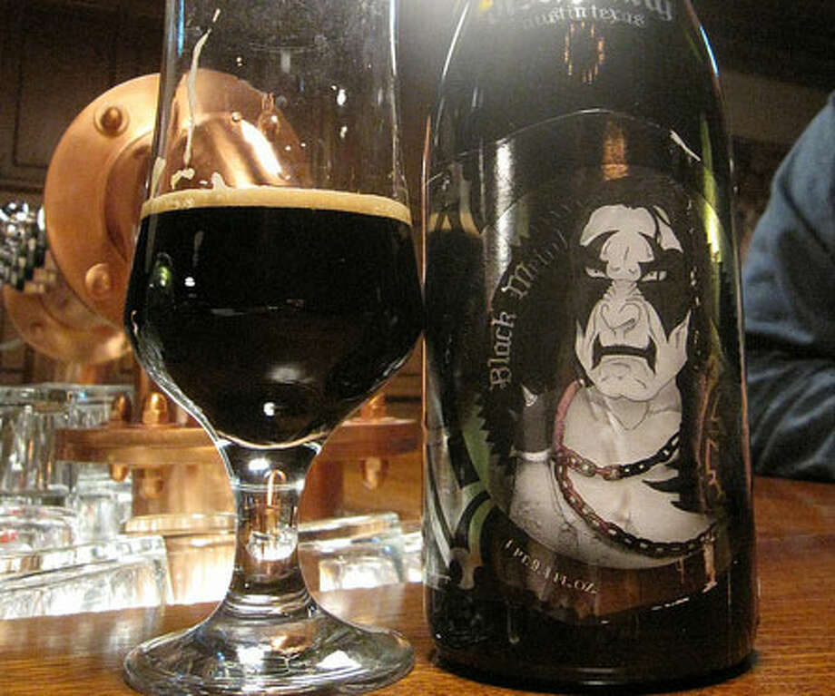 The ReviewBrews blog in Boston posed this question: Which Texas beer is studly enough to be Vince Wilfork, the titanic Patriots tackle? The answer is Austin's Black Metal Farmhouse Imperial Stout from the Jester King Brewery at 12 percent alcohol.  Bernt Rostad/Flickr Creative Commons