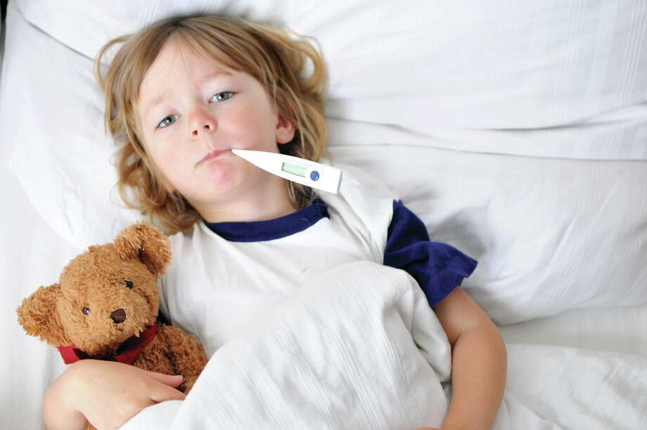 When do you keep a child home from school? (Fotolia.com) / jörn buchheim - Fotolia