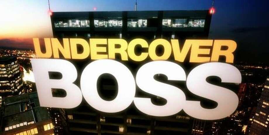 Undercover Boss: 7 p.m. CBSReturns Jan. 4 & April 19