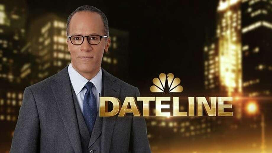 Dateline NBC: NBCReturns Jan. 4 Photo: NBC / 2012 NBCUniversal, Inc.