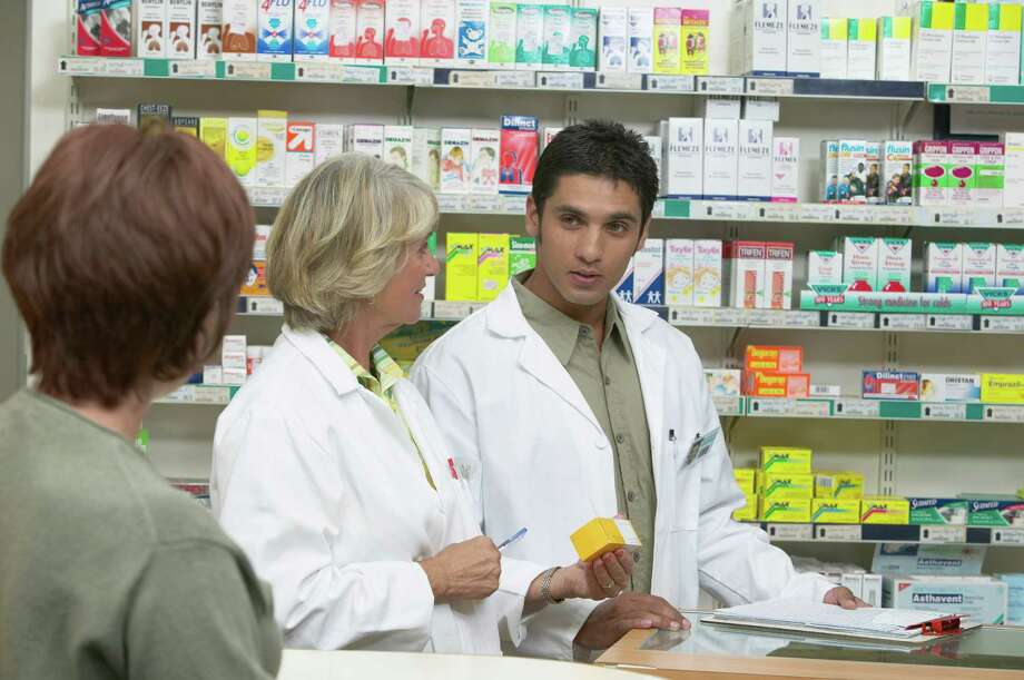 Those with good communication skills are well suited for work as a pharmacy technician because there is a high level of interaction with people in retail and with hospital pharmacy settings. / Image100