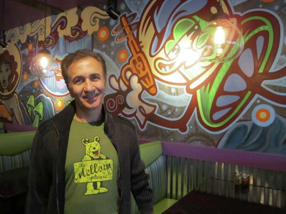 Ali Danesh, Mellow Mushroom Photo: Jessica Elizarraras, San Antonio Express-News / San Antonio Express-News