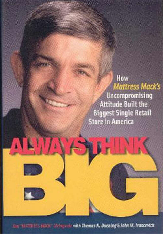 The big guy's autobiography, published on March 19, 2002. (Amazon)
