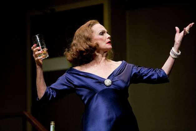 "Valerie Harper was nominated for a 2010 Tony Award for her performance as stage and screen great Tallulah Bankhead in the play ""Looped."" Harper is returning to the role for a national tour that starts at the Bushnell in Hartford on Jan. 24. Photo: Contributed Photo"