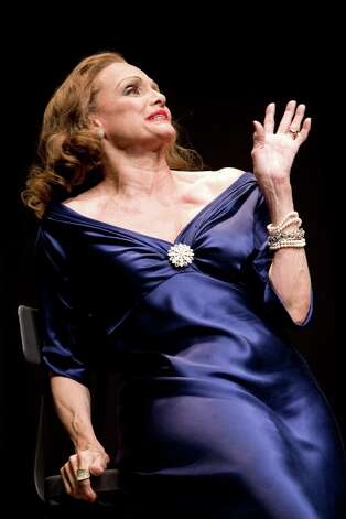 "In addition to playing Tallulah Bankhead in the play ""Looped"" Valerie Harper has a new memoir ""I, Rhoda"" that she will be talking about at R.J. Julia Booksellers in Madison on Jan. 28 at 7 p.m. Photo: Contributed Photo"