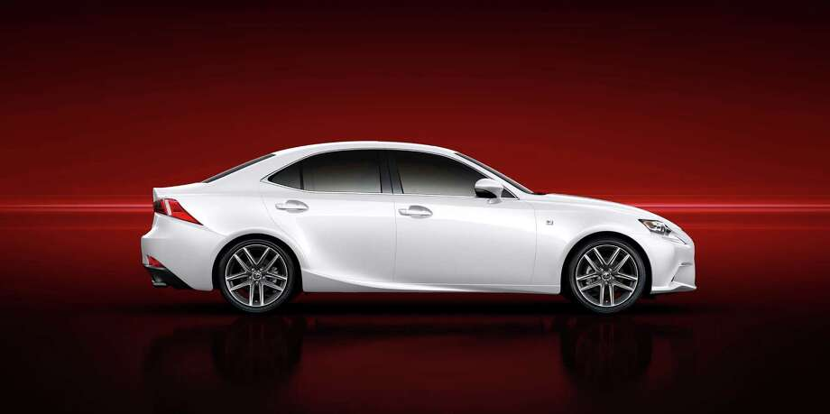 2014 Lexus IS 350 F Sport Photo: Lexus