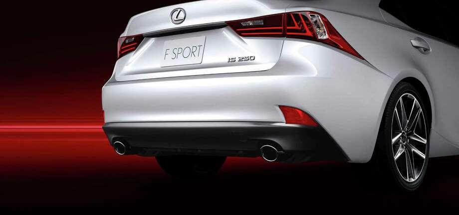 2014 Lexus IS 350 F Sport Photo: Lexus