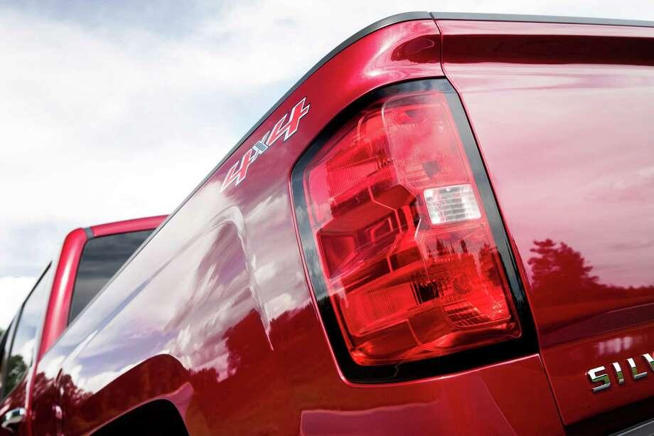 2014 Chevrolet Silverado LTZ Photo: Chevrolet