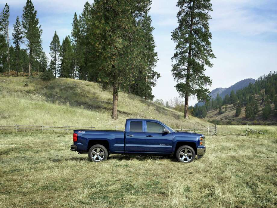 2014 Chevrolet Silverado LT Z71 Photo: Chevrolet