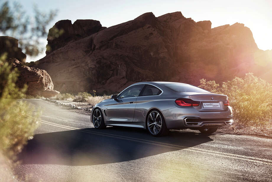 BMW 4-Series concept Photo: Steffen Jahn, BMW / Steffen Jahn