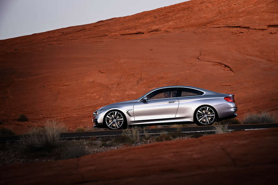 BMW 4-Series concept Photo: Steffen Jahn                    , BMW / Steffen Jahn