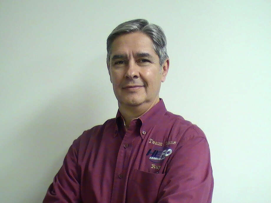 Ray Romero is the outgoing Workforce Solutions Alamo board chairman and president of HERO Assemblers, a Toyota supplier.  Photo: Courtesy