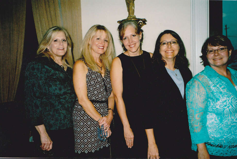 This is a photo of my sister and my cousins in 2012. We are (left to right), me, Teresa, Suzy, Debby, and Vicky --Stefanie Wittenbach Photo: Wittenbach, Reader Submission