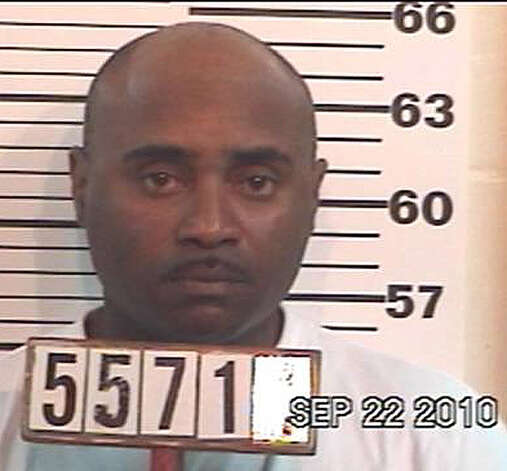 CAPTION: Authorities arrested Kevin Edison Smith on Sept. 22 on his 45th birthday for the March 5, 1996 murder of 13-year-old Krystal Baker.   COURTESY: Chambers County Sheriff's Office Photo: COURTESY: Chambers County Sherif / Beaumont