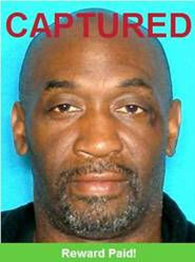 Edward Dwin Jackson was arrested Thursday in Houston.