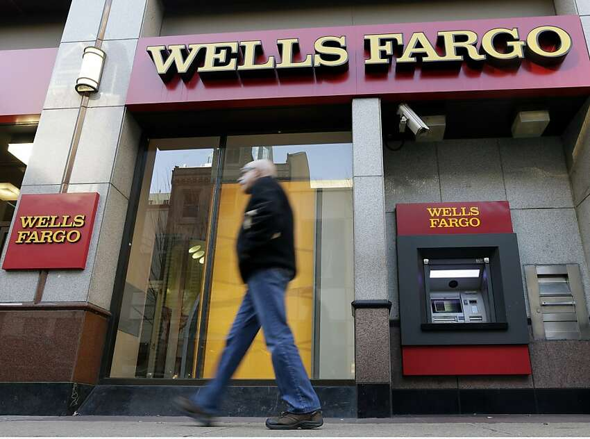 Wells Fargo has boosted business in credit cards and wealth management.