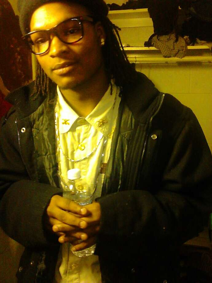 Lavanial Williams, shown here in an undated photo, was shot and killed early Friday morning near his family's apartment at a public-housing complex in Marin City. Photo: Courtesy, Williams Family
