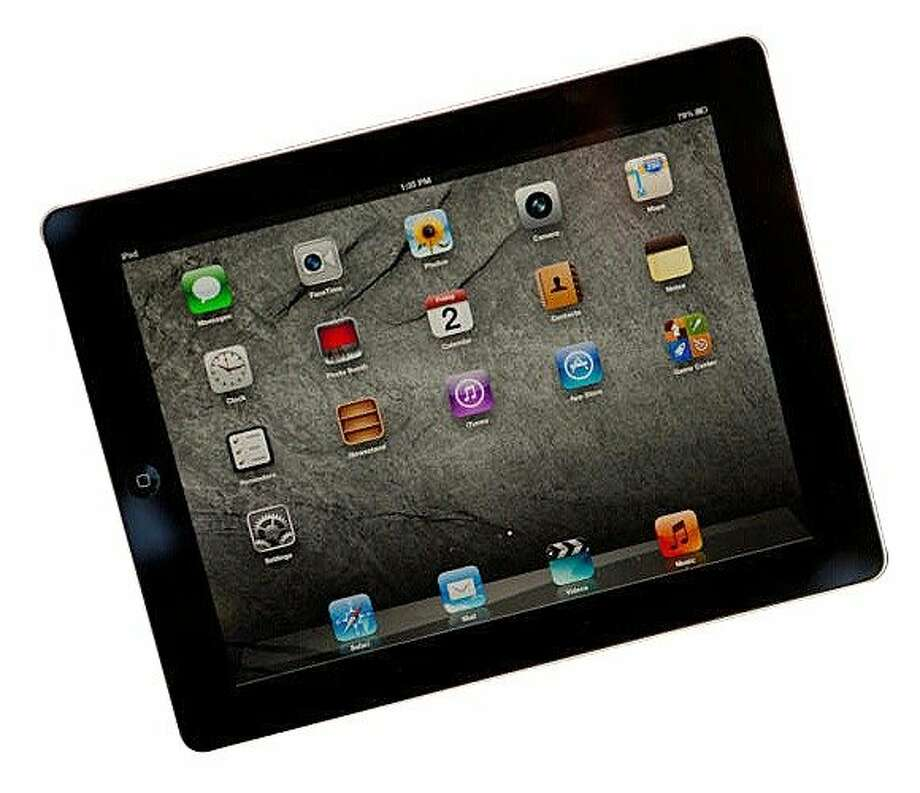 Apple iPad (fourth generation) Photo: Cnet Review