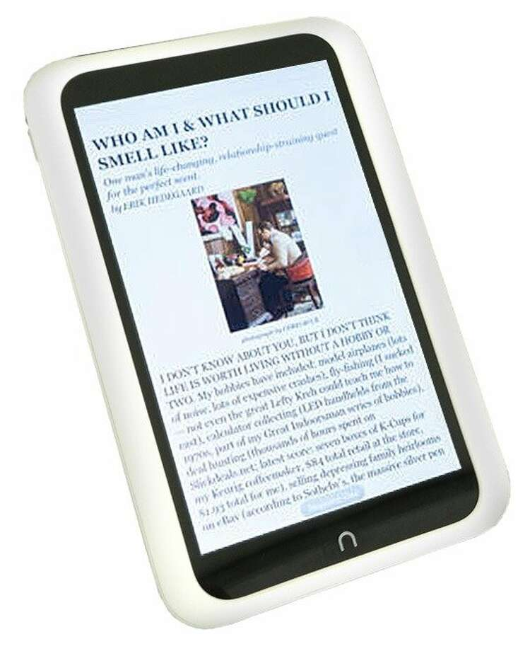 Barnes & Noble Nook HD Photo: Cnet Review