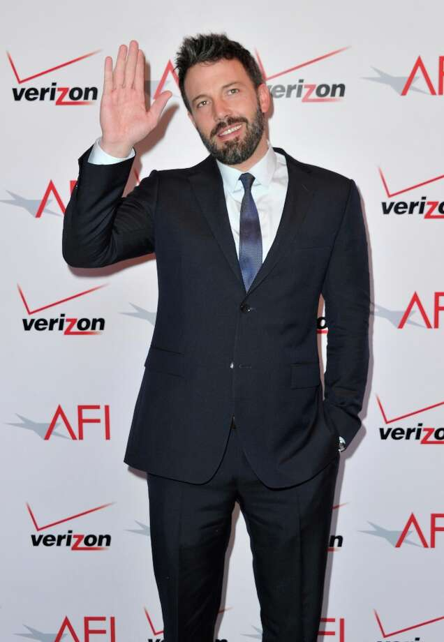 Director/actor Ben Affleck attends the 13th Annual AFI Awards at Four Seasons Los Angeles at Beverly Hills on January 11, 2013 in Beverly Hills, California. Photo: Alberto E. Rodriguez, Getty Images / 2013 Getty Images