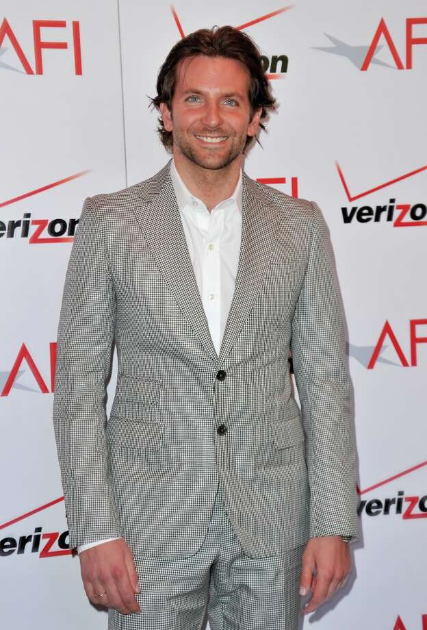 Actor Bradley Cooper attends the 13th Annual AFI Awards at Four Seasons Los Angeles at Beverly Hills on January 11, 2013 in Beverly Hills, California. Photo: Alberto E. Rodriguez, Getty Images / 2013 Getty Images