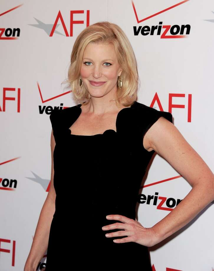 Actress Anna Gunn attends the 13th Annual AFI Awards at Four Seasons Los Angeles at Beverly Hills on January 11, 2013 in Beverly Hills, California. Photo: Kevin Winter, Getty Images / 2013 Getty Images