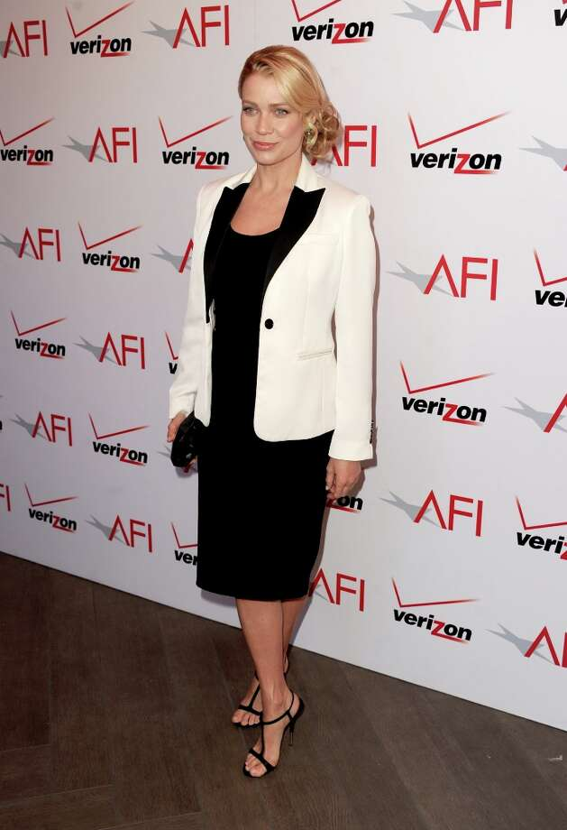 Actress Laurie Holden attends the 13th Annual AFI Awards at Four Seasons Los Angeles at Beverly Hills on January 11, 2013 in Beverly Hills, California. Photo: Kevin Winter, Getty Images / 2013 Getty Images