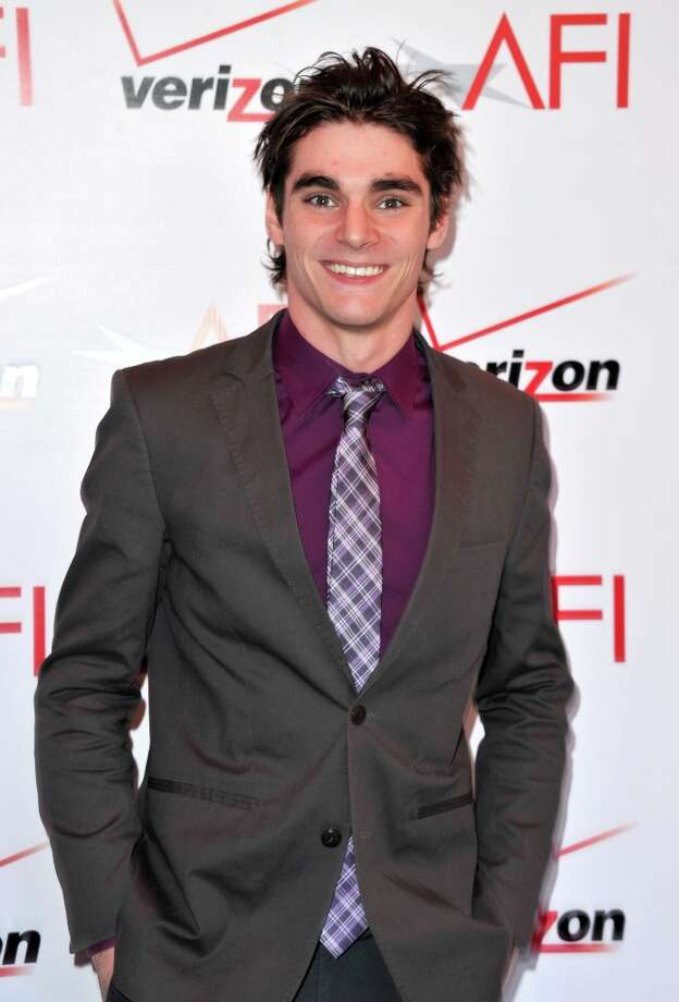 Actor RJ Mitte attends the 13th Annual AFI Awards at Four Seasons Los Angeles at Beverly Hills on January 11, 2013 in Beverly Hills, California. Photo: Alberto E. Rodriguez, Getty Images / 2013 Getty Images