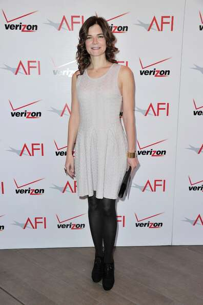 Actress Betsy Brandt attends the 13th Annual AFI Awards at Four Seasons Los Angeles at Beverly Hills