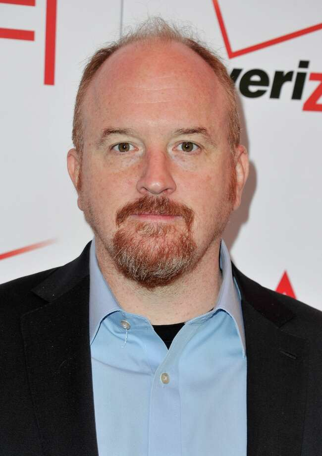 Comedian Louis CK attends the 13th Annual AFI Awards at Four Seasons Los Angeles at Beverly Hills on January 11, 2013 in Beverly Hills, California. Photo: Alberto E. Rodriguez, Getty Images / 2013 Getty Images