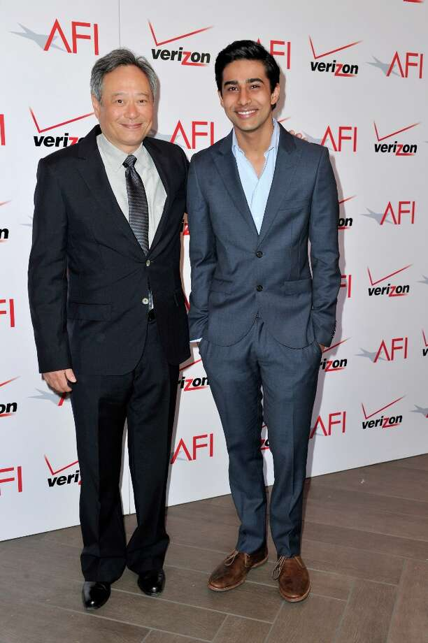 Director Ang Lee (L) and actor Suraj Sharma attend the 13th Annual AFI Awards at Four Seasons Los Angeles at Beverly Hills on January 11, 2013 in Beverly Hills, California. Photo: Alberto E. Rodriguez, Getty Images / 2013 Getty Images