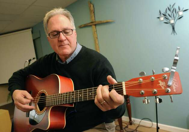 Pastor Rick Cohen of the Adirondack Christian Fellowship Thursday Jan. 10, 2013 in Wilton, N.Y. (Michael P. Farrell/Times Union) Photo: Michael P. Farrell