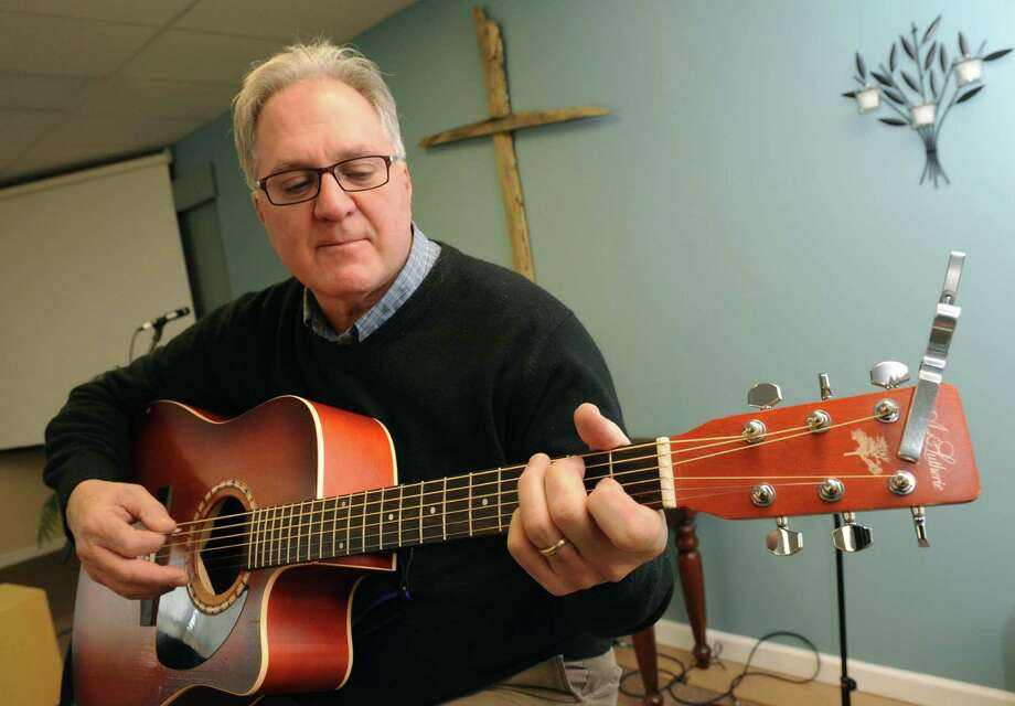 Pastor Rick Cohen of the Adirondack Christian Fellowship Thursday Jan. 10, 2013 in Wilton, N.Y. (Michael P. Farrell/Times Union) Photo: Michael P. Farrell