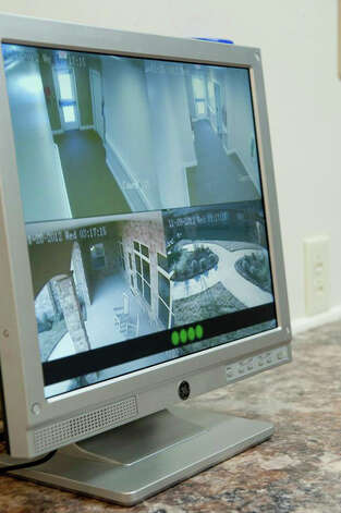 Video surveillance at Pelican Bay Assisted Living Community. Photo: Facebook.
