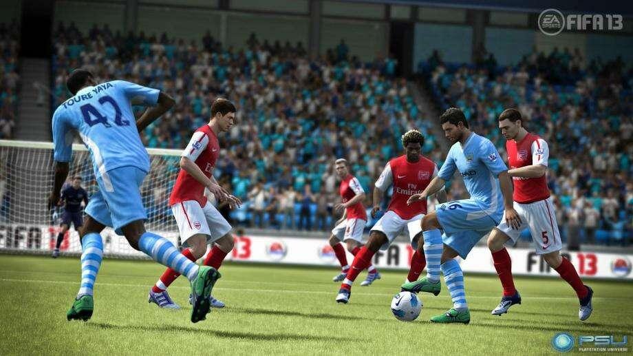 No. 10: FIFA Soccer 13