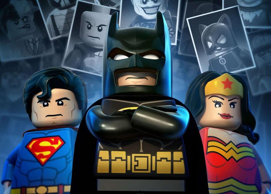 No. 9: Lego Batman 2
