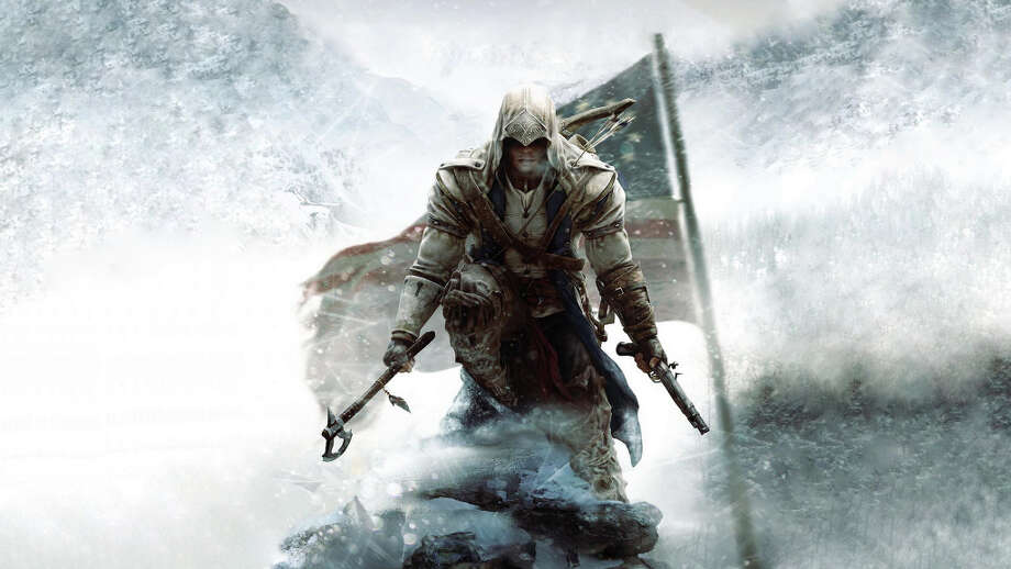 No. 4: Assassin's Creed III
