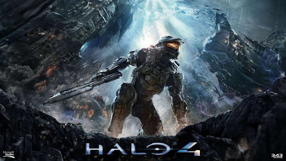 No. 3: Halo 4